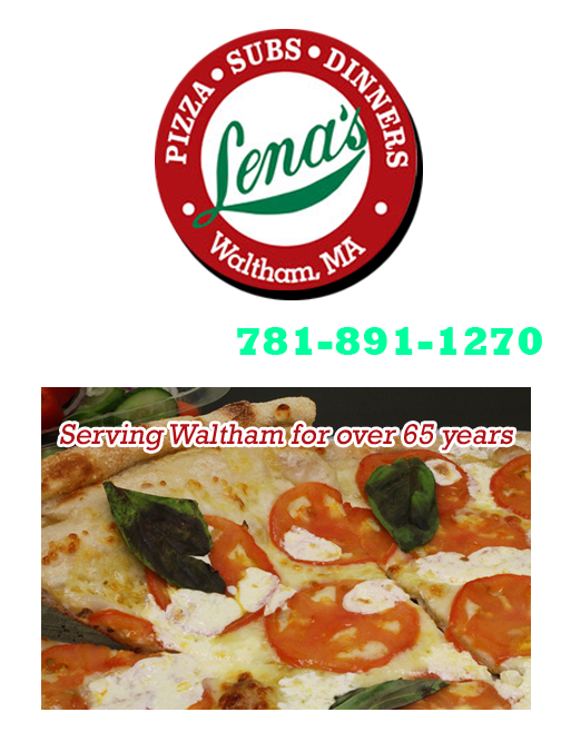 Lena S Pizza Subs Italian Food Takeout Delivery Waltham Ma